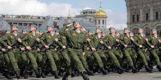 الحشود العسكرية الروسية أمام الساحل السوري