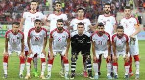 ترتيب مجموعة سوريا الأولمبي