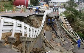 زلزال قوي يضرب العراق وايران