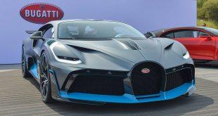 """سيارة بوجاتي ديفو """"Bugatti Divo"""