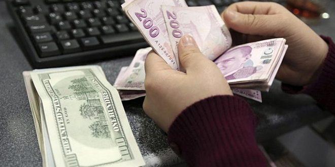 هبوط شديد لسعر الليرة التركية أمام الدولار