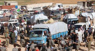 عودة النازحيين السوريين