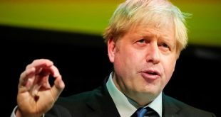 جونسون يحمل النظام الإيراني مسؤولية الهجوم على منشآت النفط السعودية