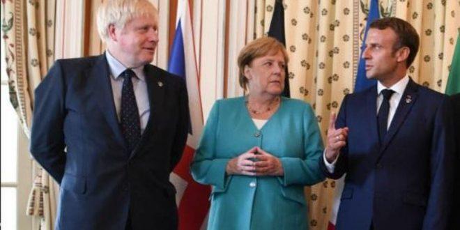 اتفاق ألماني فرنسي بريطاني حول مسؤولية إيران عن هجمات أرامكو