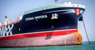 إيران تعلن الإفراج عن ناقلة النفط البريطانية عقب احتجازها منذ يوليو / تموز الماضي