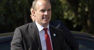 وزير الخارجية البريطاني يكشف عن تعاون بريطانيا مع شركاء دوليين للرد على هجمات أرامكو