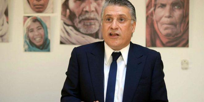 القضاء التونسي يجدد رفضه الإفراج عن المرشح الرئاسي نبيل القروي رغم تأهلة للدور الثاني