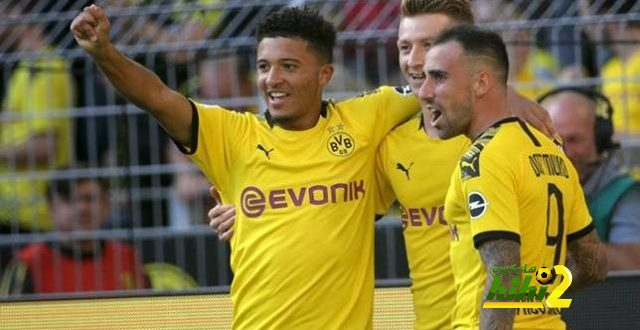 بروسيا دورتموند يتعادل إيجابيا مع فريق فرانكفورت ويحتل المركز الثالث في الدوري الألماني