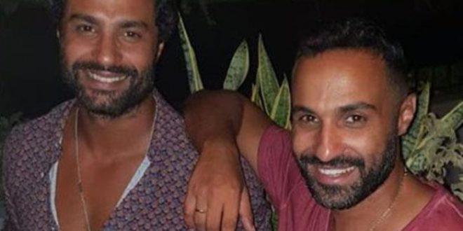 الموت يفجع كريم فهمي وشقيقه أحمد فهمي