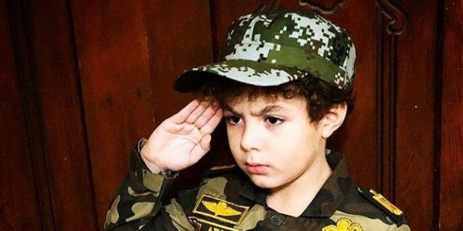 الطفل ياسين ابن شقيقة أنغام يجسد مشهد استشهاد المنسي في الاختيار بصوت أمير كرارة