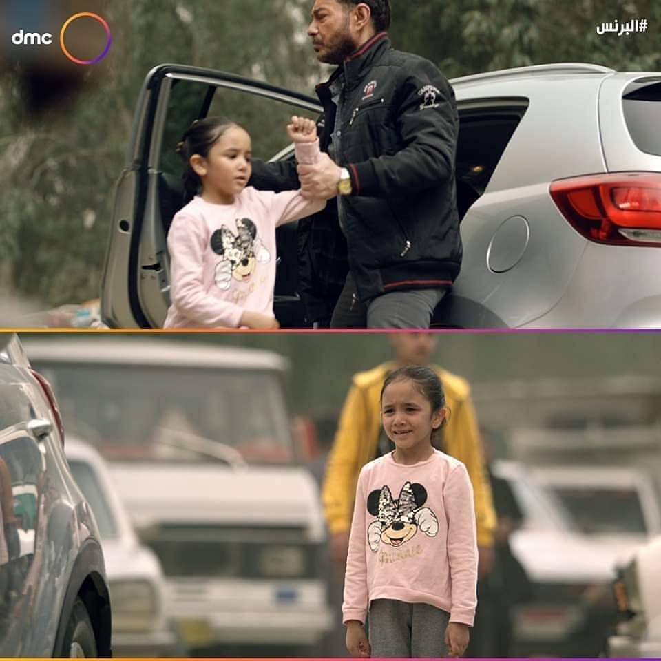 """فريدة حسام ابنة محمد رمضان في البرنس تطمئن جمهورها ضاحكة """"متخافوش عليا أنا كويسة"""""""