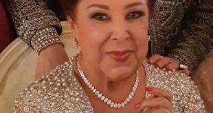 رجاء الجداوي تصاب بالكورونا وتنقل إلى مستشفى العزل الحكومي بالإسماعيلية