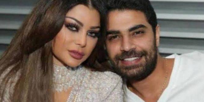 هيفاء وهبي ترد على زواجها من محمد وزيري وتتوعد له
