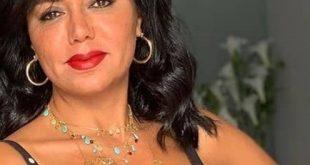 رانيا يوسف تشعل الانستجرام بفستان أحمر مثير وساحر خلال عطلتها الصيفية