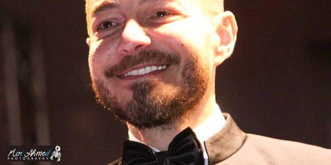 """بعد نجاحه في """"البرنس"""" أحمد زاهر يخوض أولى بطولاته المطلقة في مسلسل """"ابن الأندال"""" رمضان 2021"""