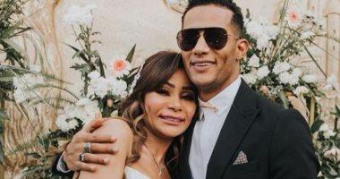 محمد رمضان يهنئ شقيقته بحفل زفافها بكلمات مؤثرة